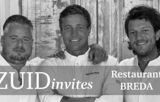 Foodie alert: ZUID invites restaurant BREDA